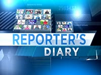 My TV : Reporter's Diary