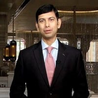 My TV : Liquidity is king in short-term but earnings worrying: Udayan