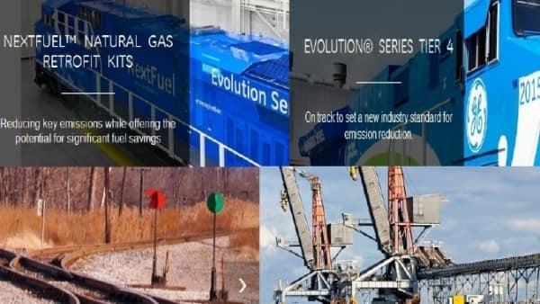 GE Step Ahead : Powering rail networks across the world
