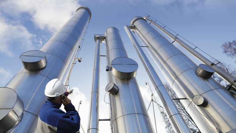 GE Step Ahead : The role of gas in India's energy sector