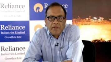 Video: GRM spread with benchmark at 8-yr high, says RIL CFO