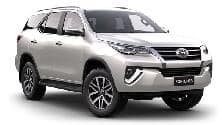 Preview: India-bound new-generation Toyota Fortuner