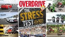 OVERDRIVE September 2016 anniversary issue out on stands now