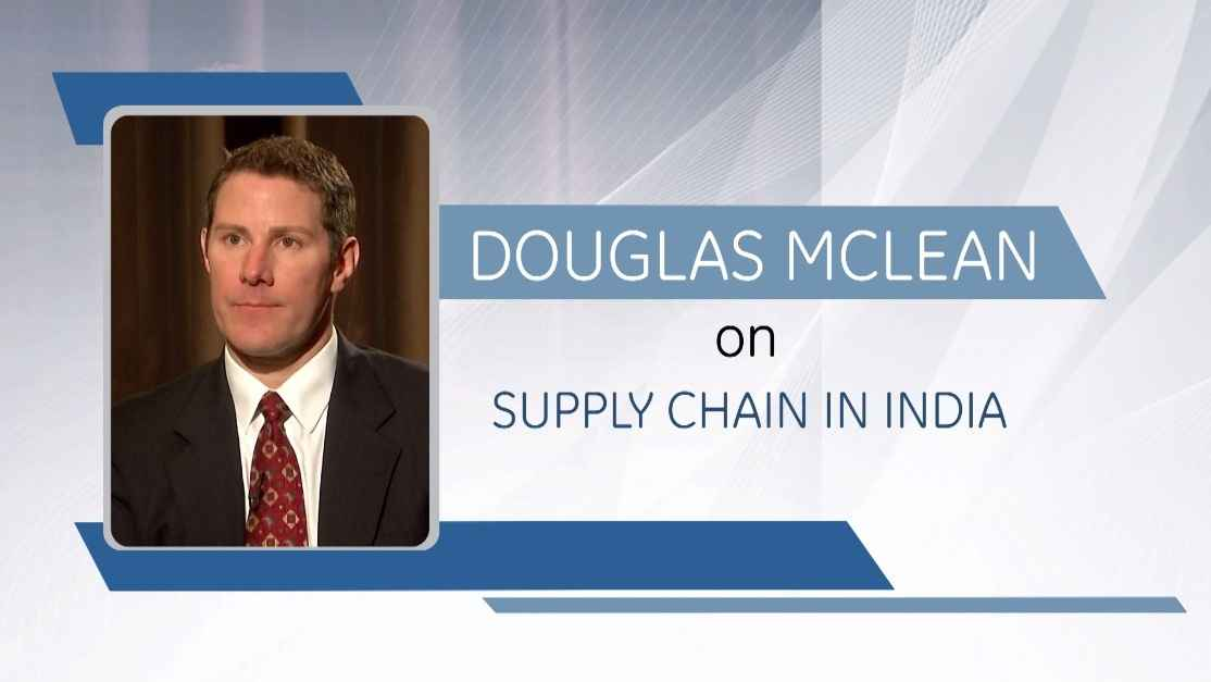 GE Step Ahead : Douglas Mclean on Supply Chain in India