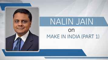 GE Step Ahead : Nalin Jain on 'Make In India' and its success potential