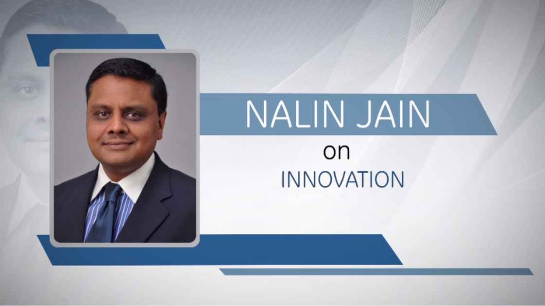 GE Step Ahead : Nalin Jain on Innovation