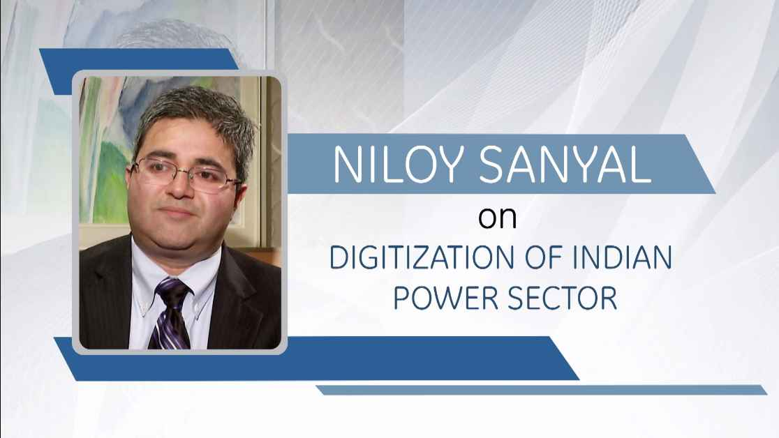 GE Step Ahead : Niloy Sanyal on Digitization of Indian Power Sector