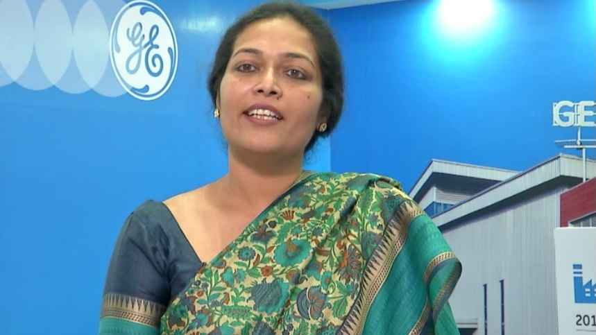 GE Step Ahead : Sukla Chandra on Edison Challenge