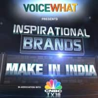 My TV : Inspirational Brands Make in India: In conversation with TTK Prestige's Chandru Kalro