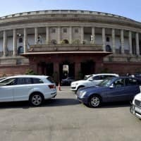 My TV : Lok Sabha proceedings adjourned after obituary references
